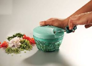 Perfect Compact Vegetable Chopper (Green)