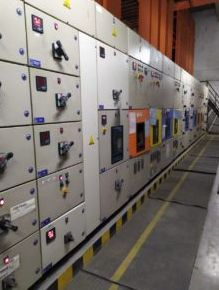 Electrical Panel Erection Services