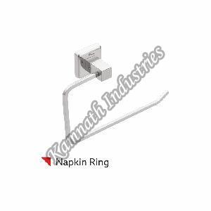 Leezen Half Square Napkin Ring