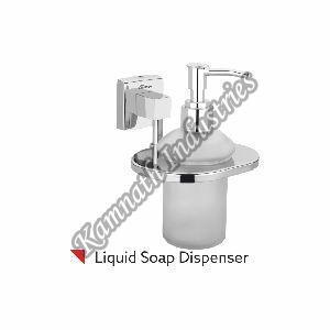 Leezen Round Liquid Soap Dispenser