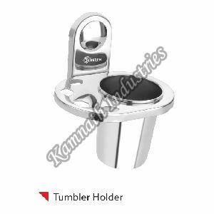stainlees steel Round Tumbler Holder