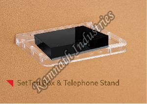 Leezen Set Top Box Stand