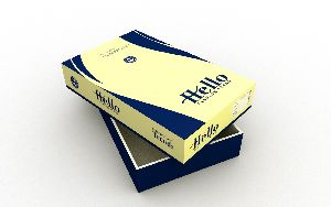 Hello Shirt Packaging Box