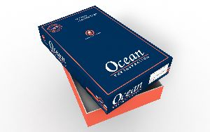 Ocean Shirt Packaging Box
