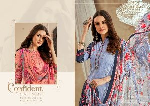 COTTON DIGITAL STYLE PRINT SALWAR SUITS