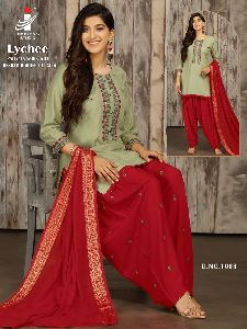 PATIYALA READYMADE SUITS