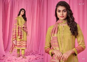 PRINT FORMAL WEAR SALWAR SUITS