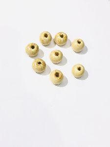 8mm Wooden Goli Beads
