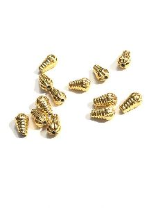 Golden Design Metalized Beads