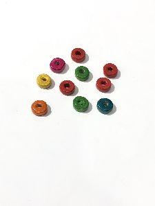 Wooden Viser Color Beads