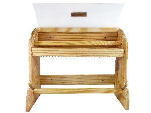 Wooden Foil/Cling Cutter