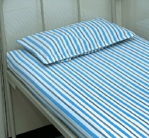 Lining Bed Sheets and Pillow