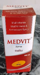 MEDVIT SYRUP 200Ml