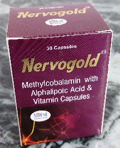 Nervogold Capsule (30 capsule)