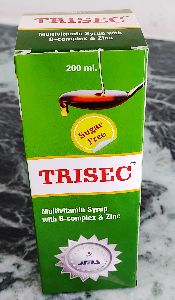 TRISEC SYRUP 200ML