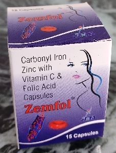Zemfol Capsule (15 capsule)