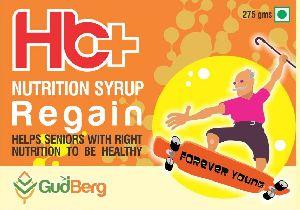 GudBerg Regain Nutrition Syrup