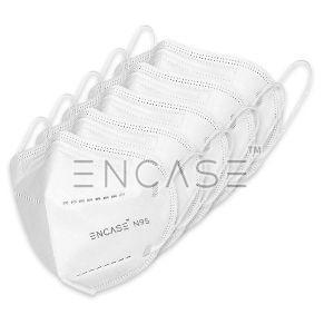 Encase N95 Face Mask Without Respirator