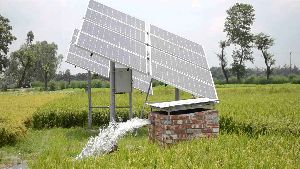 10 HP Submersible Solar Water Pump System