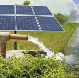 12 HP Submersible Solar Water Pump System