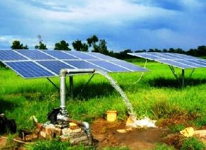 5 HP Submersible Solar Water Pump System