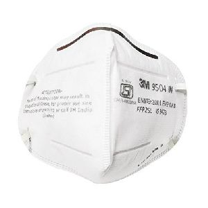 3M 9504 IN Particulate Respirator Mask White