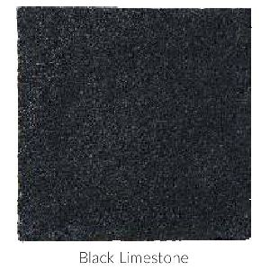 Black Tumble Sandstone and Limestone Paving Stone