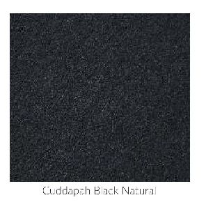 Cuddapah Black Natural Limestone Tile