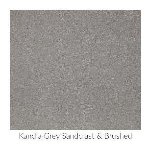 Kandla Grey Sandblast & Brushed Contemporary Sandstone and Limestone Paving Stone