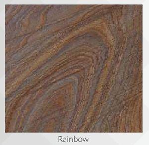 Rainbow Sawn Sandstone and Limestone Paving Stone