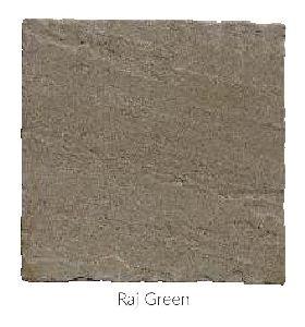 Raj Green Tumble Sandstone and Limestone Paving Stone