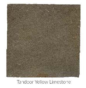 Tandoor Yellow Hand Cut Sandstone and Limestone Paving Stone