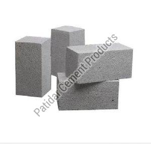 Rectangular Cement Bricks