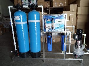50 LPH Commercial Reverse Osmosis RO Plant