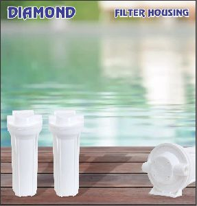 Diamond Filter Housing