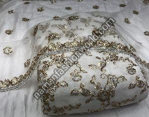 Bridal Lehenga Dress Material