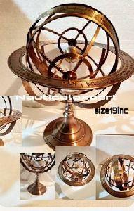 Armillary Globe