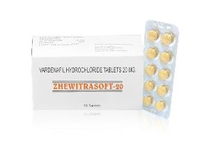 Zhewitra Soft-20 Tablets