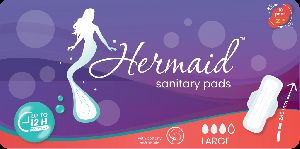 Hermaid 280mm Large Sanitary Pad