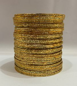 Party Wear Glass Bangles
