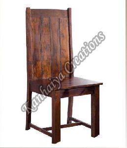45cmx45cmx108cm Solid Acacia Wood Chair