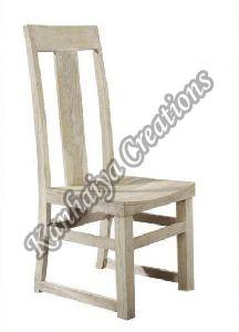 45cmx47cmx110cm Solid Acacia Wood Chair