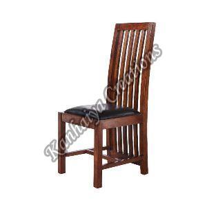 43cmx50cmx109cm Acacia Wood and PVC Chair