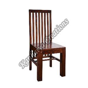 46cmx46cmx109cm Solid Acacia Wood Chair