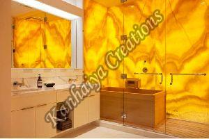 Honey Onyx Natural Marble