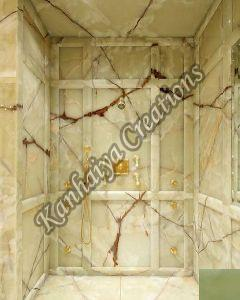 Light Green Onyx Natural Marble