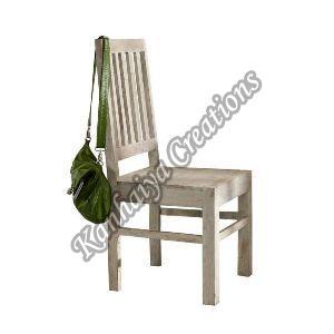 45cmx45cmx100cm Modern Solid Acacia Wood Chair