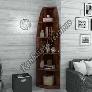 Sheesham Wood Bookshelf