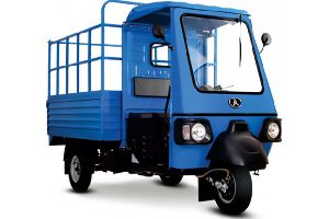 Atul 3 Wheeler High Deck Auto