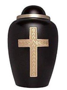 Brass Adult Cremation Urn